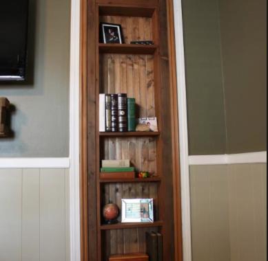 Как сделать комнатную дверь