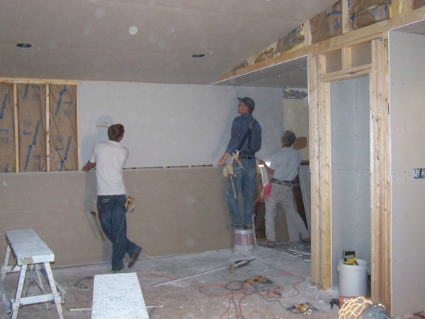 chicago drywall installation