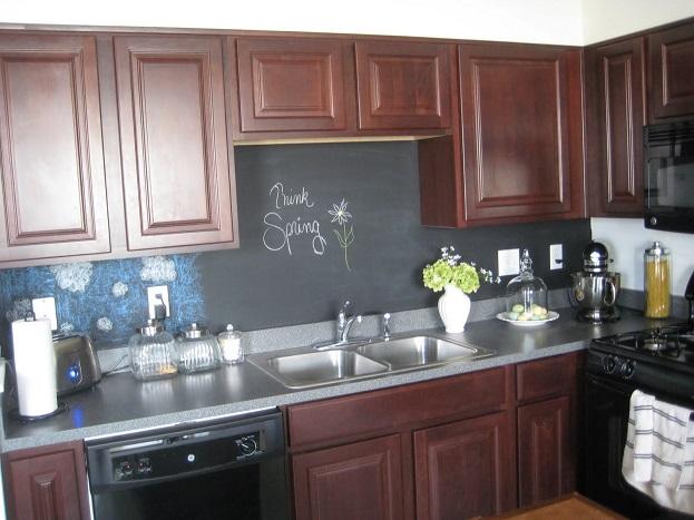Chalkboard - comfylittleplace.blogspot.com
