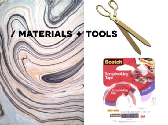 Materials-Tools