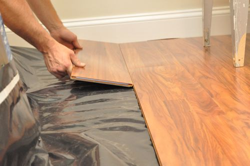 Ready For New Flooring Look No Further Than This Floating