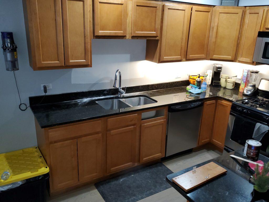 chicago handyman cabinet repair